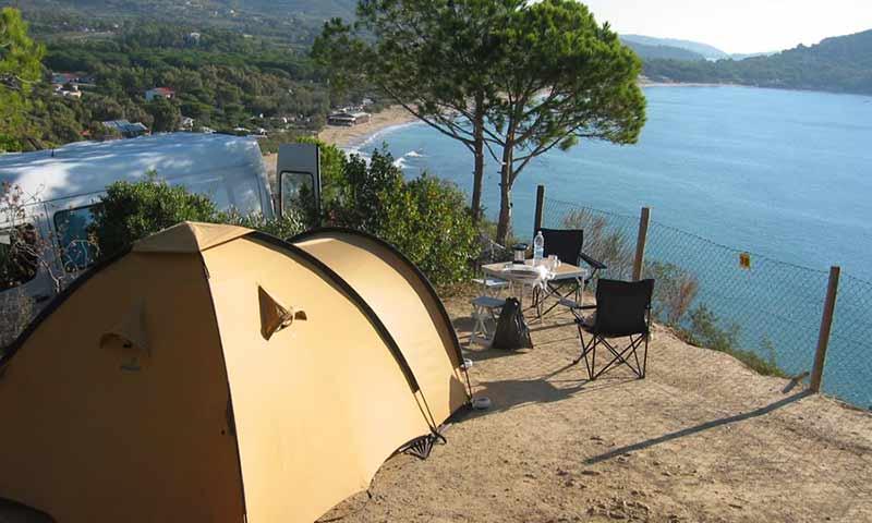 Insel Elba Camping Laconella