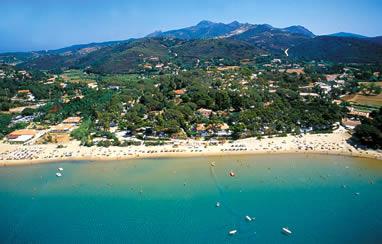 Campingplätze Elba Insel Lido di Capoliveri