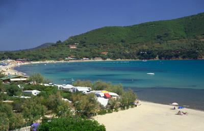 Camping Elba Insel Tallinucci